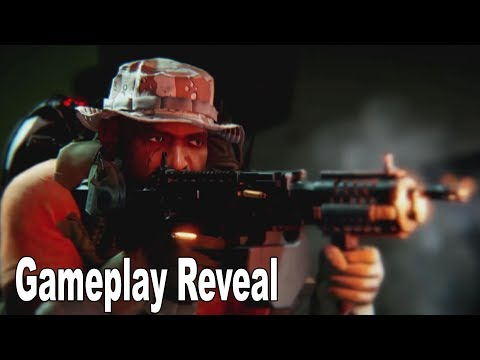 Ghost Recon Breakpoint - Gameplay Walkthrough Reveal [HD 1080P]