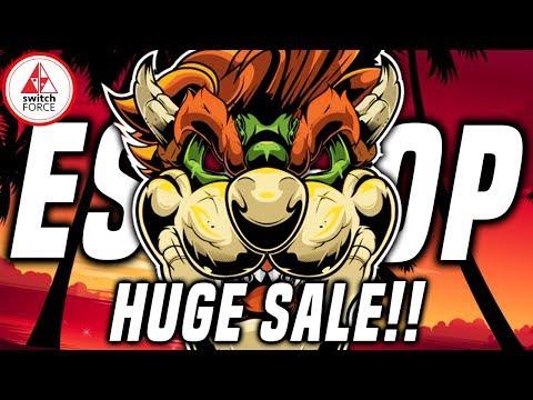 AMAZING Nintendo Switch eShop Sale May 2019! Super Cheap eShop Hits!