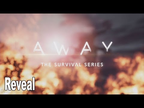 Away: the Survival Series - Reveal Trailer [HD 1080P]