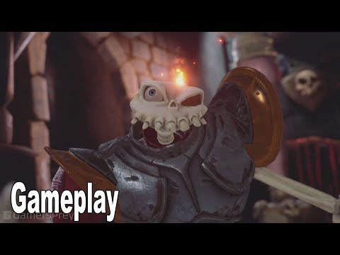 MediEvil - PlayStation 4 Gameplay Trailer [HD 1080P]