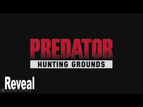 Predator: Hunting Grounds - Reveal Trailer [HD 1080P]