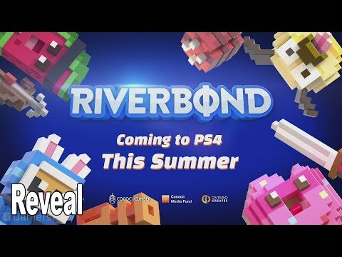 Riverbond - Reveal Trailer [HD 1080P]