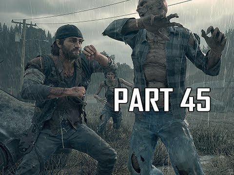 DAYS GONE Walkthrough Part 45 - John Cena (PS4 Pro Let's Play)
