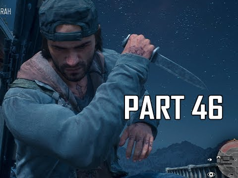 DAYS GONE Walkthrough Part 46 - Rescue (PS4 Pro Let's Play)