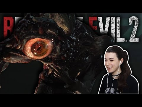 WE MEET AGAIN, BIRKIN... | Resident Evil 2 Remake Gameplay | Claire B | Part 3