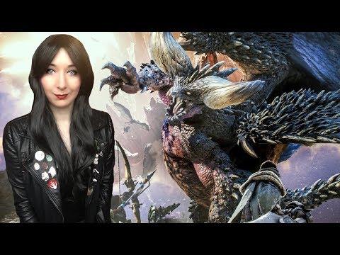 IceBorne HYPE! Arch-Tempered Nergigante Slaying - Monster Hunter World