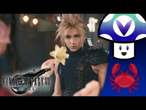 [Vinesauce] Vinny - Final Fantasy VII Remake Trailer & Monster Hunter World: Iceborne Discussion