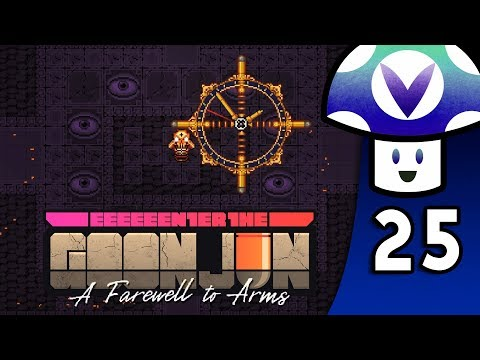 [Vinesauce] Vinny - Enter The Gungeon (PART 25)