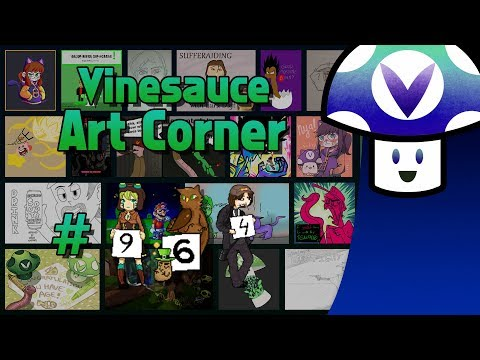 [Vinebooru] Vinny - Vinesauce Art Corner (PART 964)