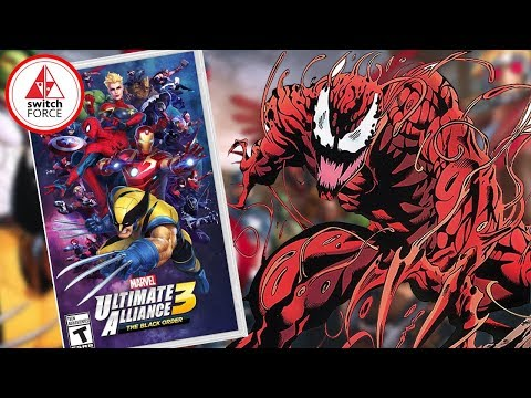 Marvel Ultimate Alliance 3 Villains We Want Most!