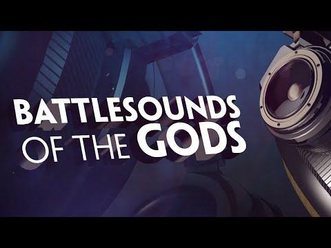 Battlesounds of the Gods: AJ vs Pon vs Clumzy