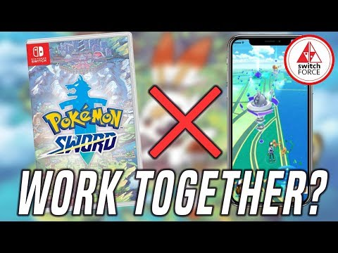 Pokemon Sword and Shield + Pokemon Go? A New Connection?