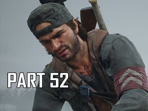 DAYS GONE Walkthrough Part 52 - Preparations (PS4 Pro Let's Play)