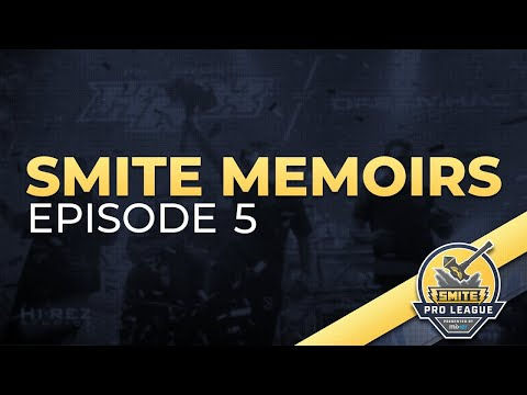 SMITE Memoirs: SWC 2018 Placement Round Semifinals (feat. CaptainTwig)