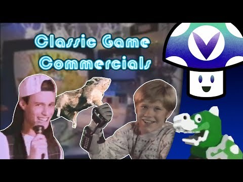 [Vinesauce] Vinny - Classic Game Commercials