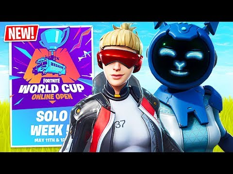Fortnite World Cup Finals (No Delay)