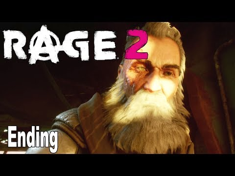 Rage 2 - Ending and Credits [HD 1080P]