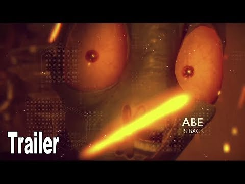 Oddworld: Soulstorm - Gameplay Teaser Trailer [HD 1080P]
