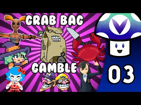 [Vinesauce] Vinny - Grab Bag Gamble (PART 3)