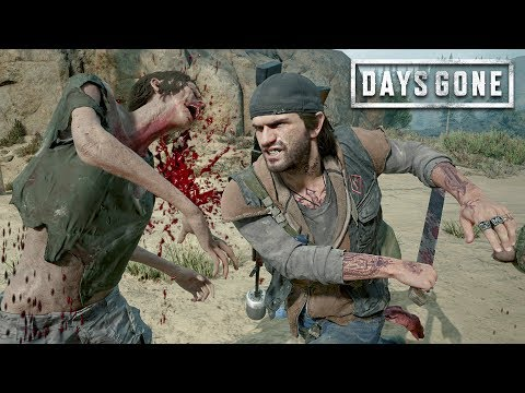 ZOMBIE OUTBREAK! (Days Gone, Part 7)