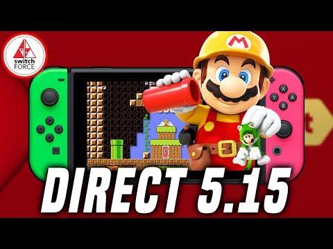 Super Mario Maker 2 NEW Direct Predictions!