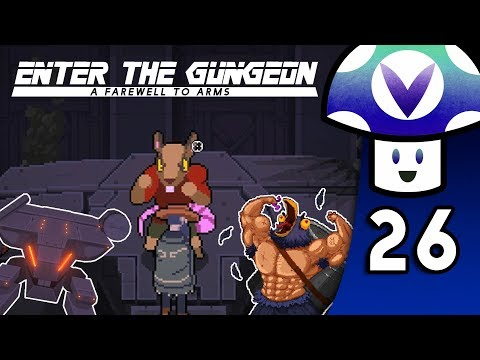 [Vinesauce] Vinny - Enter The Gungeon (PART 26)