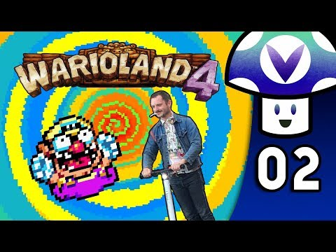 [Vinesauce] Vinny - Wario Land 4 (PART 2)