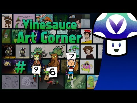 [Vinebooru] Vinny - Vinesauce Art Corner (PART 967)