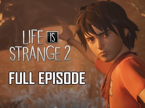 LIFE IS STRANGE 2 Walkthrough Full Game - Episode 3 Wasteland (Let's Play Season 2)