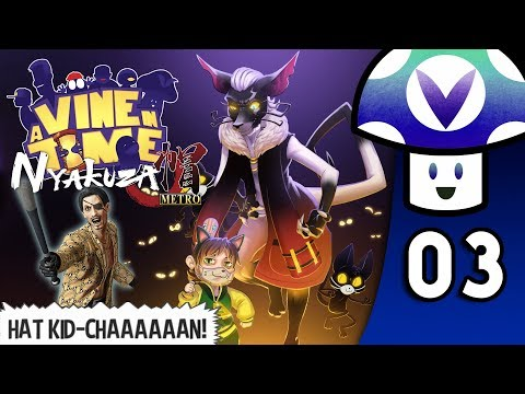 [Vinesauce] Vinny - A Hat in Time: Nyakuza Metro DLC (PART 3 Finale)