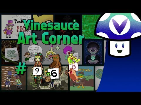 [Vinebooru] Vinny - Vinesauce Art Corner (PART 968)