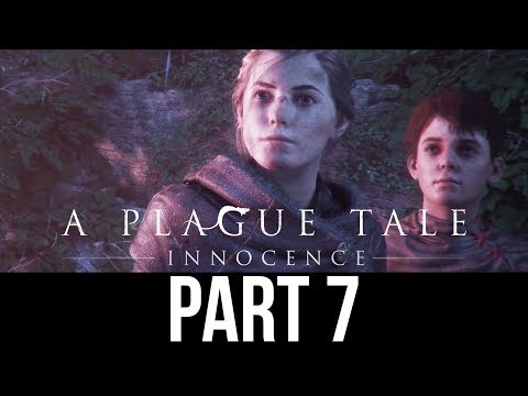 A PLAGUE TALE INNOCENCE Gameplay Walkthrough Part 7 - RAT PITS (Full Game)