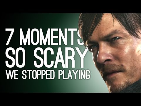 7 Moments So Scary They Made Us Stop Playing 😱