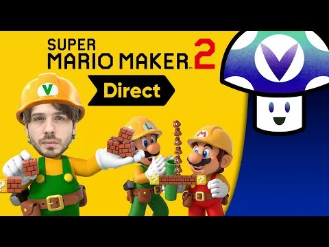 [Vinesauce] VineTalk - Super Mario Maker 2 Direct Discussion