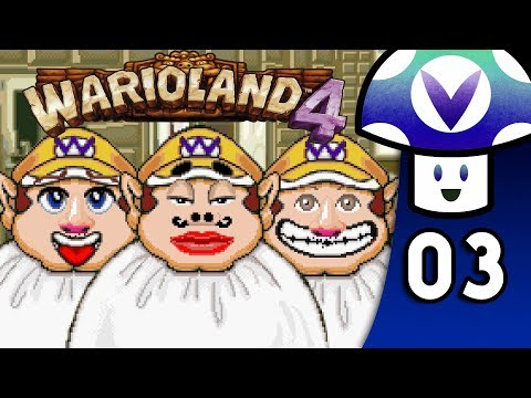 [Vinesauce] Vinny - Wario Land 4 (PART 3)