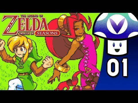 [Vinesauce] Vinny - The Legend of Zelda: Oracle of Seasons (PART 1)