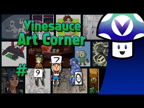 [Vinebooru] Vinny - Vinesauce Art Corner (PART 970)