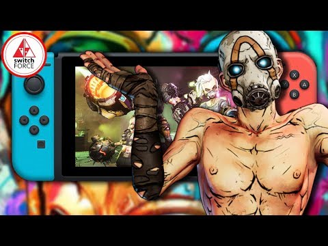 Borderlands 3 Is PERFECT For Nintendo Switch!