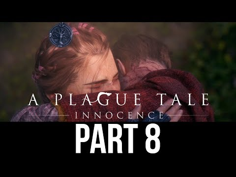 A PLAGUE TALE INNOCENCE Gameplay Walkthrough Part 8 - IN THE SHADOW OF RAMPARTS (Full Game)