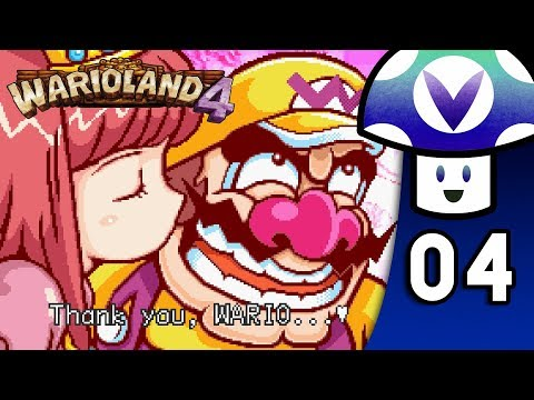 [Vinesauce] Vinny - Wario Land 4 (PART 4 Finale)