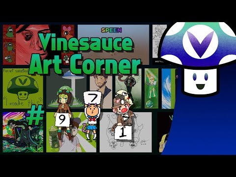 [Vinebooru] Vinny - Vinesauce Art Corner (PART 971)