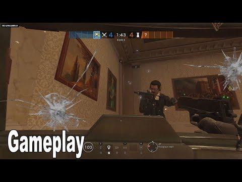 Rainbow Six Siege: Phantom Sight Operators - Gameplay Reveal [HD 1080P]