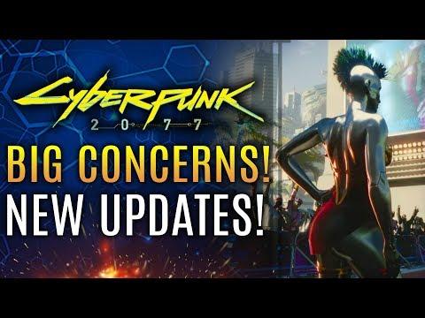 Cyberpunk 2077 - Big Concerns: Development Like Anthem; CD Projekt Responds! New Updates!