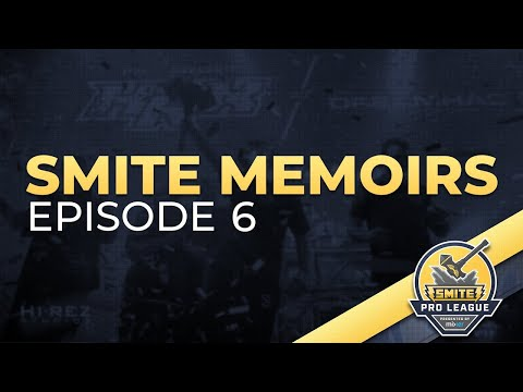 SMITE Memoirs: 2017 Summer Finals at DreamHack Valencia (feat. Zyrhoes)