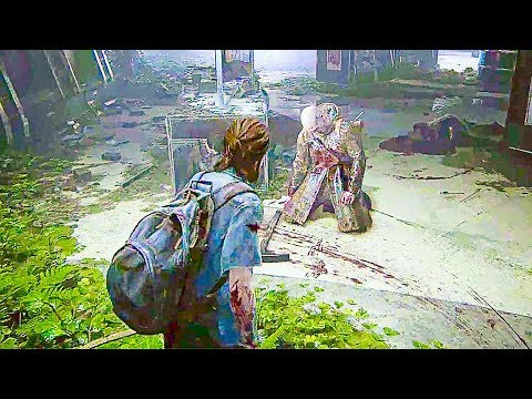 THE LAST OF US 2 - Gameplay Demo Walkthrough | PS4