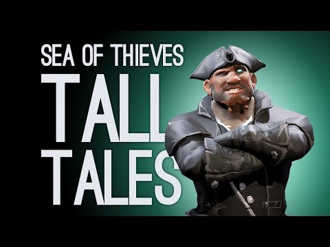 Sea of Thieves Tall Tales: Shroudbreaker Gameplay - JERK PIRATES! (Let's Play Sea of Thieves)
