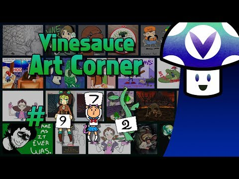 [Vinebooru] Vinny - Vinesauce Art Corner (PART 972)