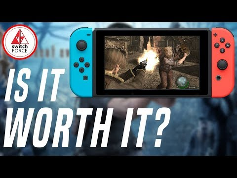 Is Resident Evil 4 Switch Worth $30?