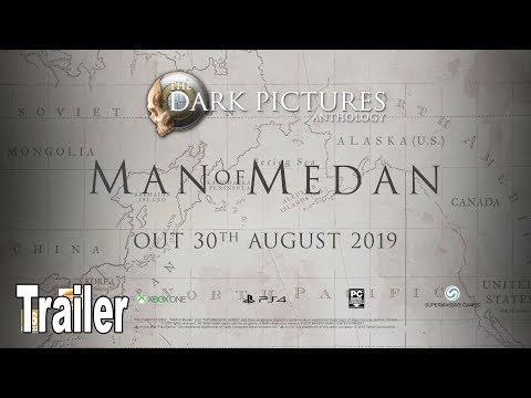 The Dark Pictures: Man of Medan - Repercussions Trailer [HD 1080P]