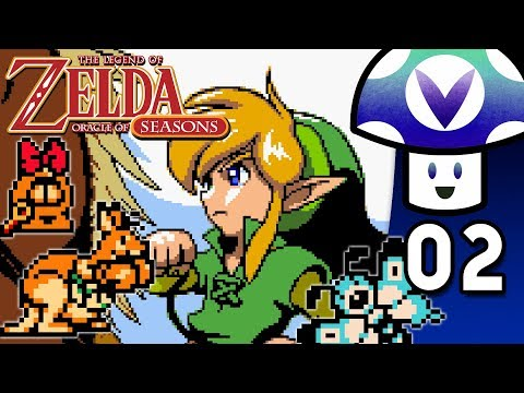 [Vinesauce] Vinny - The Legend of Zelda: Oracle of Seasons (PART 2)